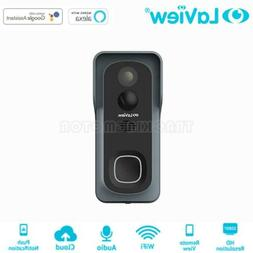 LaView DB6 HD Video WiFi Smart AI Doorbell Camera - Built-in