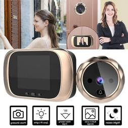 2.8'' LCD Digital Video Door Viewer Peephole Doorbell Camera