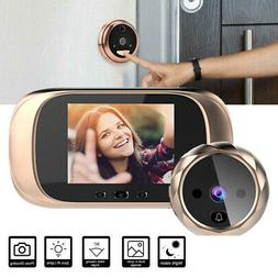 2.8inch Digital Video Door Viewer Peephole Security Doorbell