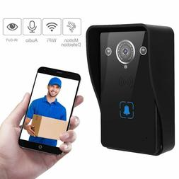 Bell Push Video HD, Wifi Wireless, Camera Security for Ios a
