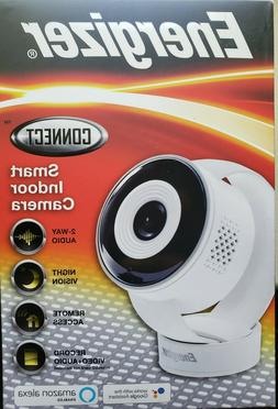 Energizer Connect Smart Wi-Fi Indoor Security Camera 2 Way T