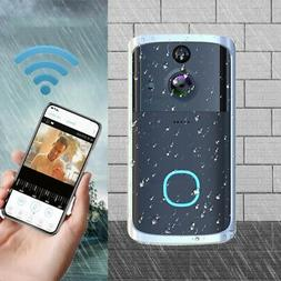 FHD 1080P Wireless Anti-Theft Video Doorbell with Chime Secu
