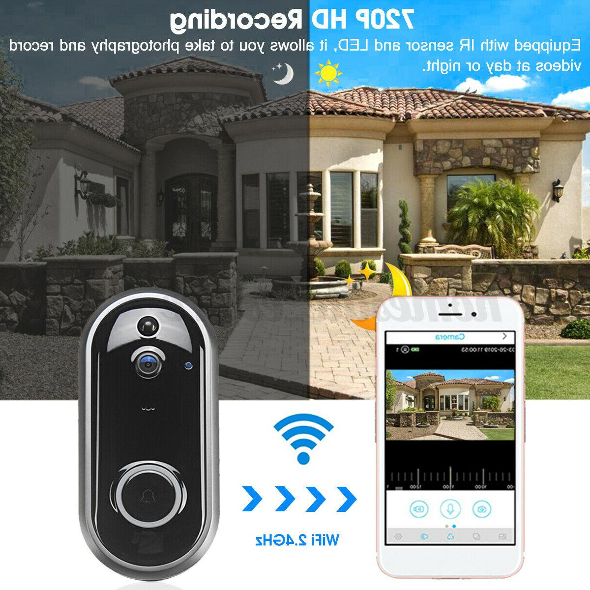 2-Way Wireless Video Security