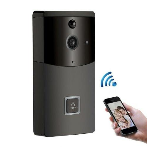 Spy Spot HD WIFI Streaming Video and Audio Doorbell Camera R