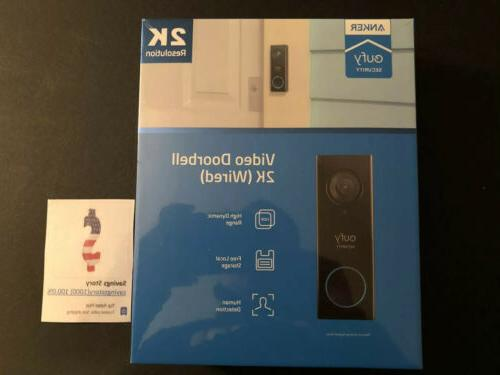 eufy Security, Wi-Fi Doorbell with 2K 2-way audio, Fees