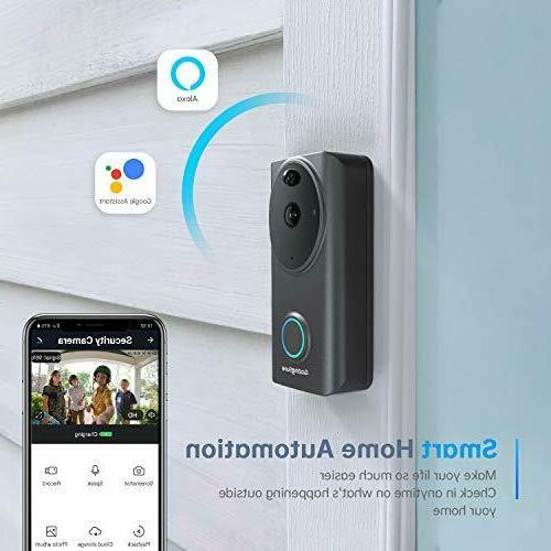 WiFi Wireless FHD Security Outdoor