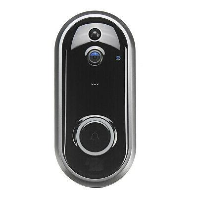 Wireless Camera Security Bell Safe +