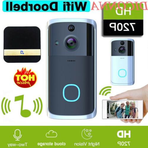 Wireless WiFi Smart Ring Intercom
