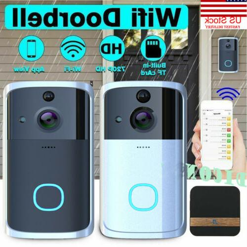 Wireless WiFi Smart Intercom