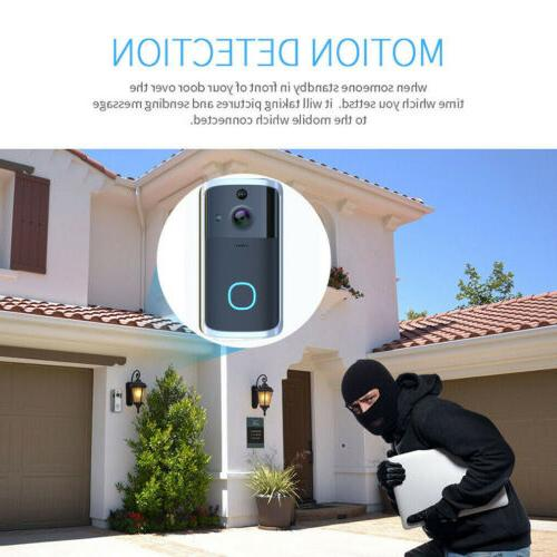 Wireless WiFi Video Smart Intercom