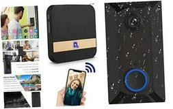 Wireless Video Doorbell Camera, Clear Picture and Video, IP5